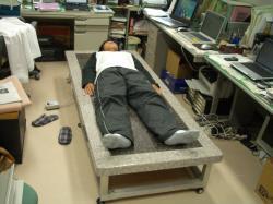チョッと疲れた!と学生さん
